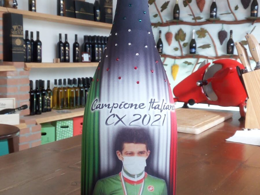 Ferrazzo conquista il titolo italiano Master di Ciclocross