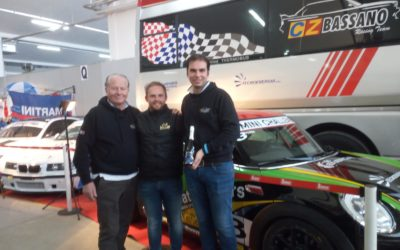 Ca San Vito al Rally meeting Miki Biasion