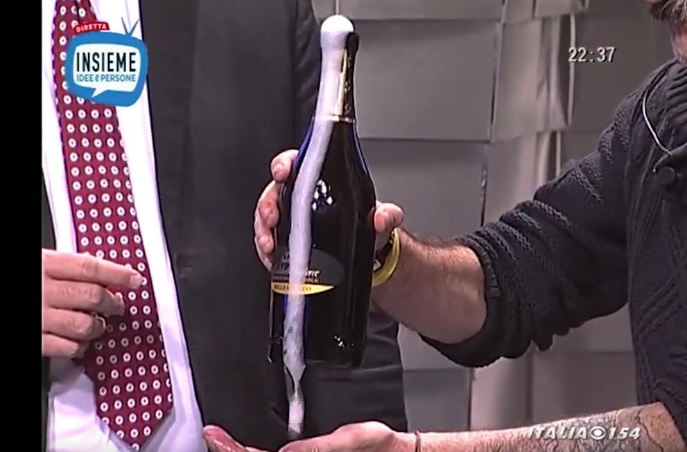 I vini di Ca' San Vito Su CANALE ITALIA 154