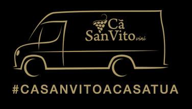#CASANVITOACASATUA